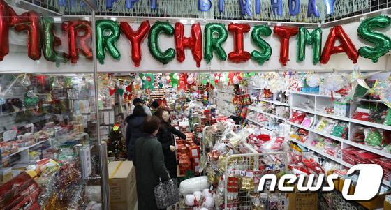 \'약 2주 앞으로 다가온 크리스마스\'