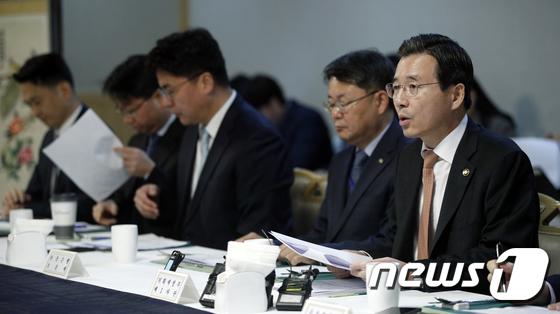 김용범 차관 \'금융시장 불확실성 확대...대책은?\'