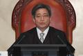 발언하는 김명수 대법원장