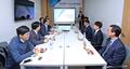 윤종인 행안부 차관, 사이버보안업체 직원과의 간담회