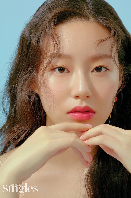 [N화보] 박유나, 'SKY캐슬' 차세리 지운 고혹+청순 매력