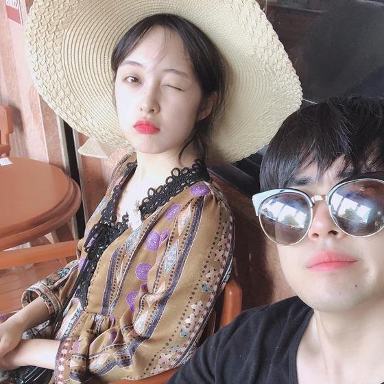 김보라·조병규, '뜨거웠던 50일'…열애 부인부터 인정까지