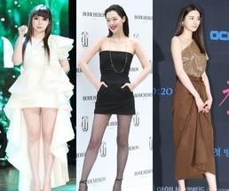 [N스타일] 박봄·설리·나나, 2009년 데뷔 걸그룹 출신들의 여전한  ...
