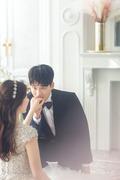 [단독] '4월 결혼' 이용진, 웨딩화보 입수
