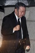 정몽국 엠티인더스트리 회장, 故 정주영 명예회장 18주기 참석