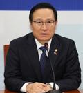 홍영표 '한국당 대정부 질문 냉전과 수구 논리'