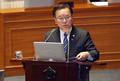 교육·사회·문화 분야 대정부질문 답변하는 김부겸 장관