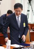인사청문회 참석하는 박양우 후보자