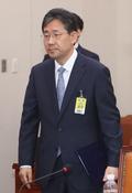 선서 나선 박양우 후보자