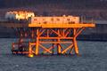 가동 멈춘 포항 이산화탄소 해상 저장시설