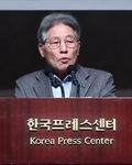 안재웅 공동위원장, DMZ민+평화손잡기 결의대회 개회사