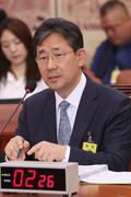 논문 관련 질의 답변하는 박양우 후보자