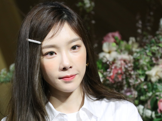 "태연, 우울증 고백 ""약물 치료 열심히 받는 중…걱정 끼쳐 미안"""