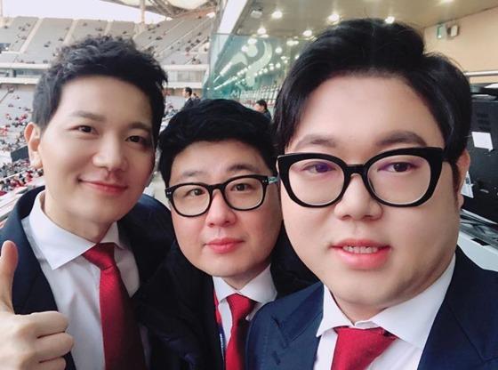 감스트, 한국·콜롬비아 A매치로 해설 데뷔…시청 독려 눈길