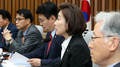 나경원 '북한 하노이 협상 결렬 후 강경노선'