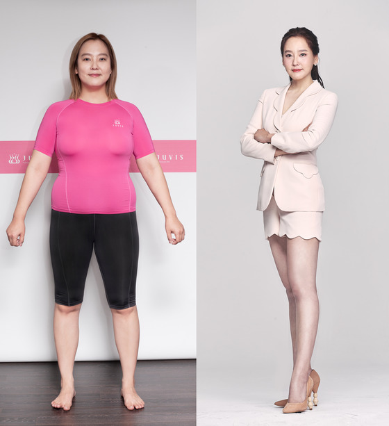 """[N톡] '20kg 감량' 다나 """"노력 눈에 보여 다행…응원 감사"""""""