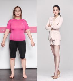 """[N톡] '20kg 감량' 다나 """"노력 눈에 보여 다행...응원 감사"""""""