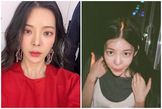 '남태현♥' 장재인의 근황..성숙하거나 깜찍하거나