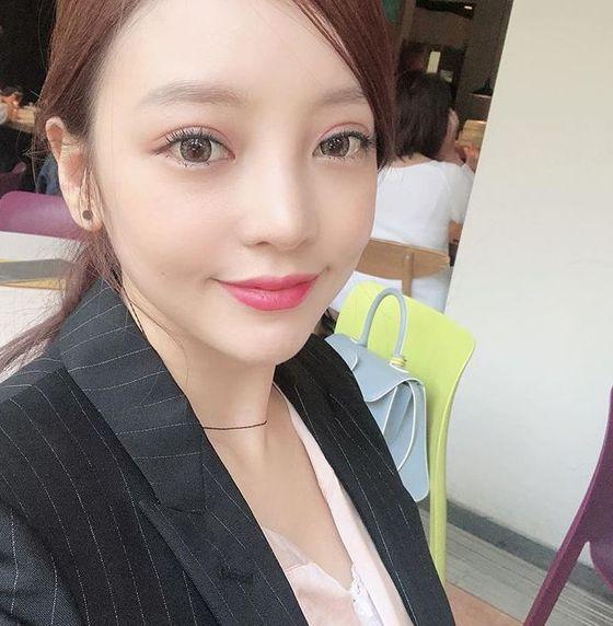 [N컷] '안검하수 고백' 구하라, 근황 공개…물오른 미모
