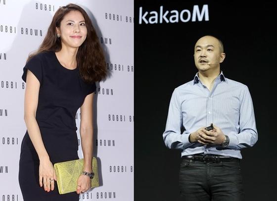 박지윤♥조수용, 2년 전 열애설 적극 부인→비공개 결혼