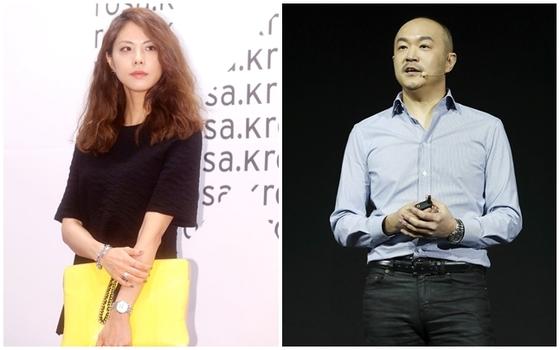 [N이슈] '박지윤과 결혼' 조수용 대표, 보수만 '8억3천'…김범수 의장보다 많아