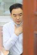'감금소동' 채이배 의원...운영위원장실로