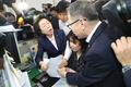 패스트트랙 제출 막아서는 자유한국당