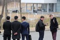 북·러 정상회담장 찾은 북한 유학생들
