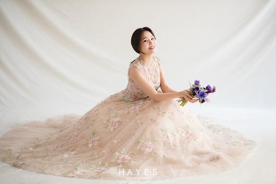 알리, ♥가득 웨딩화보 공개…5월11일 회사원 남친과 결혼