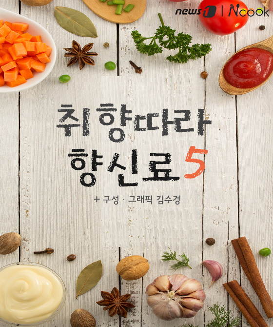 [카드뉴스] 취향 따라 '호불호' 갈리는 향신료 5