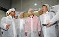 인천 기업 찾아간 황교안 대표