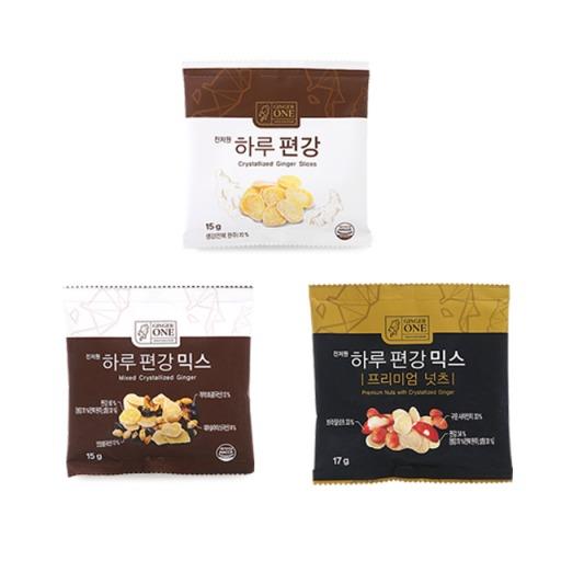 완주 하루편강 3종, 식품산업대전 '디저트 부문' 수상