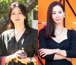 [N스타일] 이영애·고소영, '나이가 뭐죠?'...세월 거스른 미모