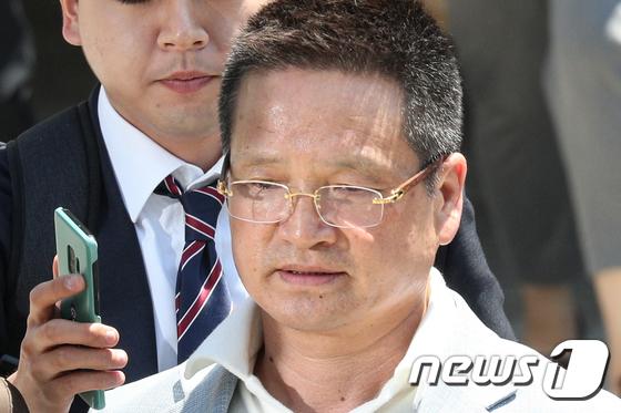 윤중천 '한방천하 분양사기' 檢 김학의 수사단이 수사