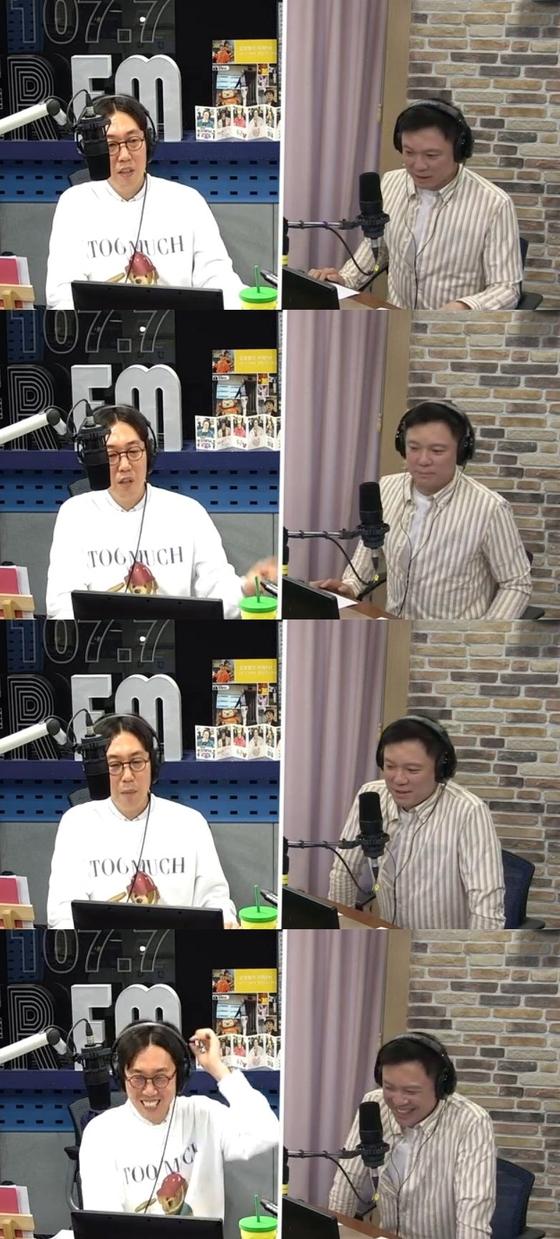 """'철파엠' 정성화 """"쌍둥이 출산 후 아이 셋…아내에게 용돈 받아 써"""""""