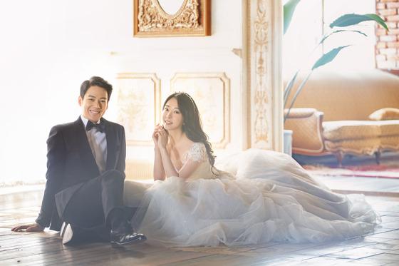 강태성♥정아라, 오늘(15일) 결혼…新 배우 부부 탄생