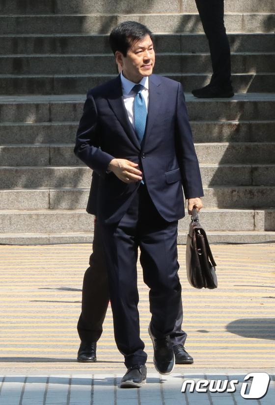삼성바이오 김태한 대표 영장심사… 구속 갈림길