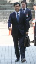 법정 향하는 김태한 대표