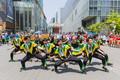 화려한 전통공연 펼치는 서울세계문화엑스포 참가자들