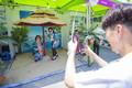 서울세계문화엑스포, 즐거운 시간 보내는 시민들