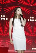'미스트롯' 박성연, 순백의 아름다움