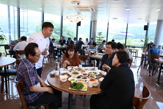 무주 농가 레스토랑 '무풍승지 샹그릴라' 이달 말 오픈