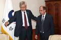UN 북한인권 특별보고관 만난 이태호 외교부 2차관
