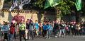 'ILO 핵심협약 비준 촉구하며 행진하는 ILO 긴급행동