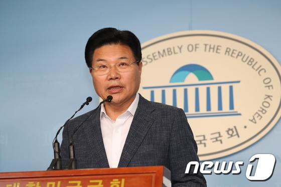 홍문종 '자유한국당 탈당'