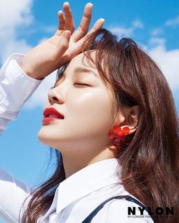 [N화보] 김세정, 눈부신 햇살 미모