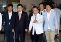 황교안 자유한국당 대표 '중앙보훈병원 방문'