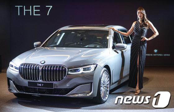 BMW 뉴7 시리즈 \'럭셔리 세단의 끝\'