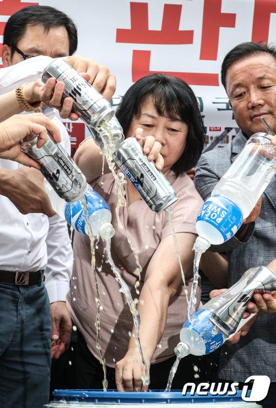 '일본제품, 이제 OUT'