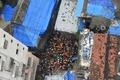 [사진] 폭삭 무너진 印 100년된 건물 참사 현장